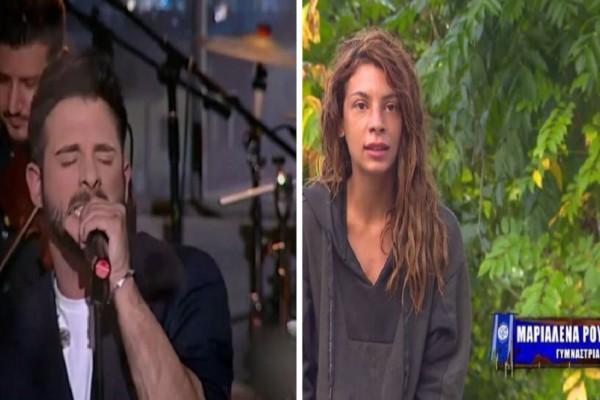 Survivor 4: To «καρφί» του Γιώργου Λιβάνη στην Μαριαλένα που «κόπηκε» στο μοντάζ στην εκπομπή «Στην υγεία μας ρε παιδιά» (Video)