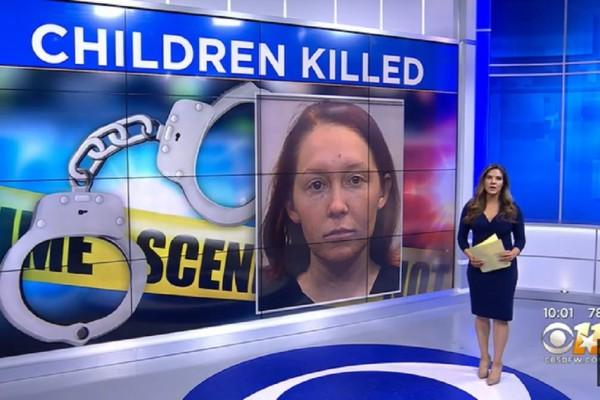 Φρικιαστικό έγκλημα στις ΗΠΑ: 30χρονη μητέρα νάρκωσε και στραγγάλισε τα παιδιά της (Video)
