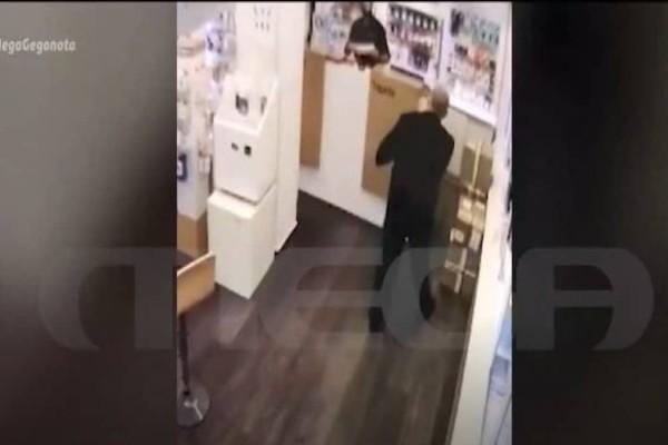 Βίντεο-ντοκουμέντο από το έγκλημα στην Κυπαρισσία: Καρέ καρέ η εκτέλεση του 39χρονου (Σκληρές εικόνες)