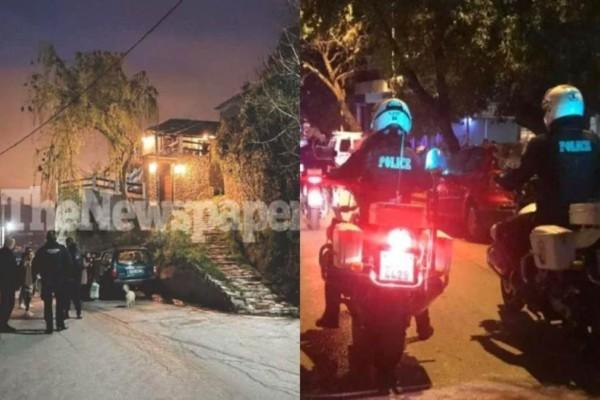 Άγριο έγκλημα στο Βόλο: Μαχαίρωσε δύο αδέλφια κι εξαφανίστηκε!
