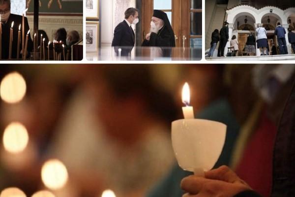 Πάσχα: Ανοιχτές οι εκκλησίες για Ανάσταση και Επιτάφιο - Νωρίς το