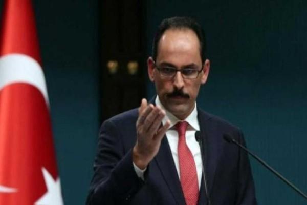 Εκπρόσωπος του Ερντογάν απαντάει στον Μπάιντεν: «Να κοιτάξει τη δική του ιστορία»