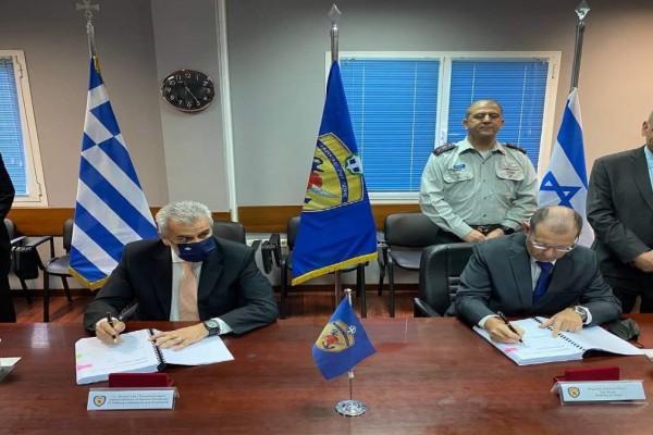 Reuters: Ελλάδα και Ισραήλ υπέγραψαν τη μεγαλύτερη ως σήμερα αμυντική συμφωνία