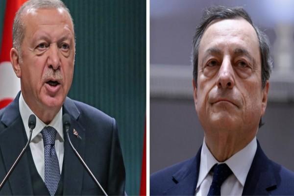 «Δικτάκτορας ο Ερντογάν!» Θίχτηκε ο Τούρκος Πρόεδρος από τον χαρακτηρισμό του Ντράγκι! (photo-video)