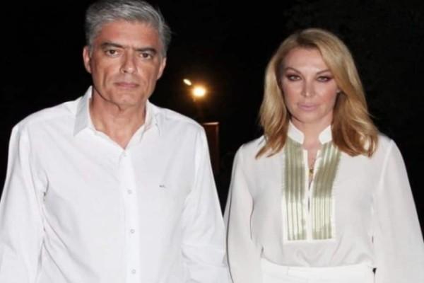 Στεφανίδου - Ευαγγελάτος: Το κρυφό διαζύγιο που προσπαθεί να κρύψει το ζευγάρι!