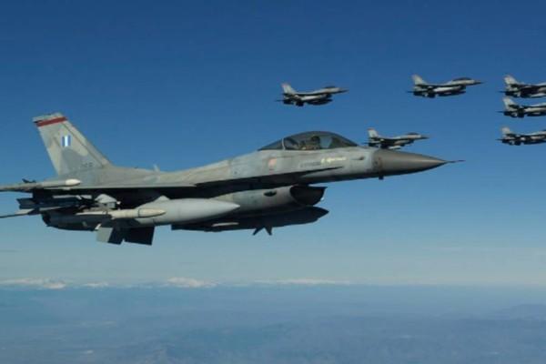 Θρίλερ στο FIR Αθηνών: Συναγερμός για βόμβα σε ισραηλινό αεροσκάφος! Το συνόδευσαν 4 ελληνικά μαχητικά