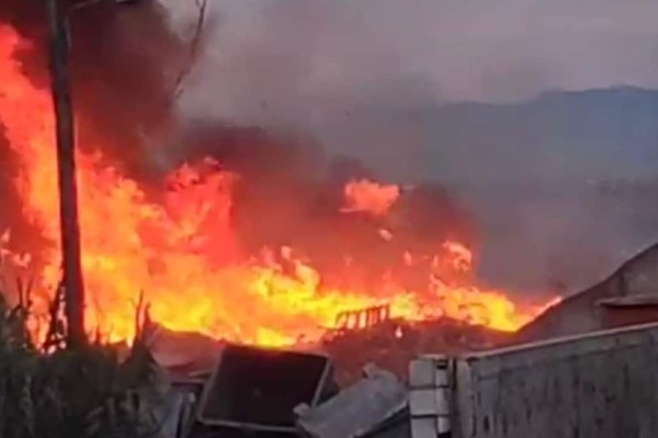 Θρίλερ στη Θεσσαλονίκη: Φωτιά σε ίδρυμα με ΑμεΑ στην Πυλαία
