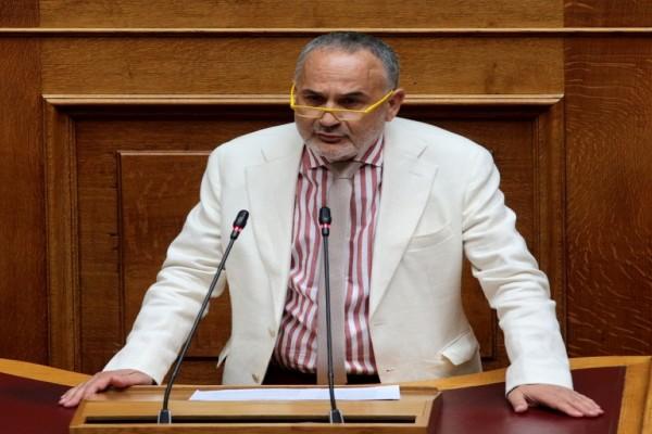 Γιώργος Φραγγίδης: Θετικός στον κορωνοϊό ο βουλευτής του ΚΙΝΑΛ - Είχε κάνει το εμβόλιο εδώ και 2,5 μήνες (photo)