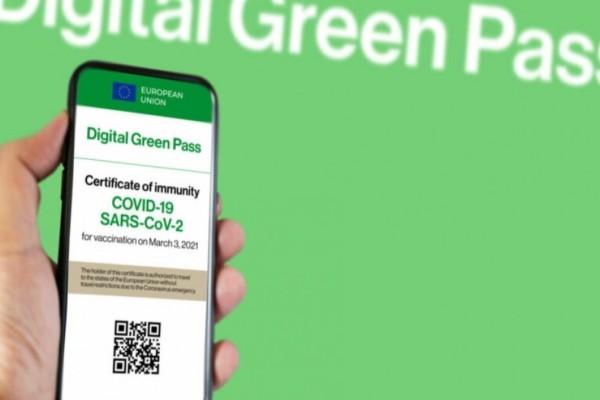 Προς έγκριση το πράσινο ψηφιακό πιστοποιητικό - Το μήνυμα της Κομισιόν