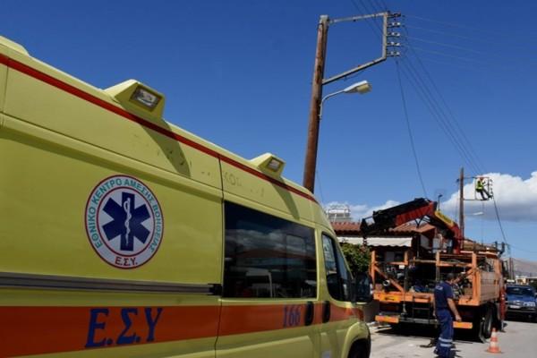 Τραγωδία στην Ερέτρια: Τρεις νεκροί από ηλεκτροπληξία