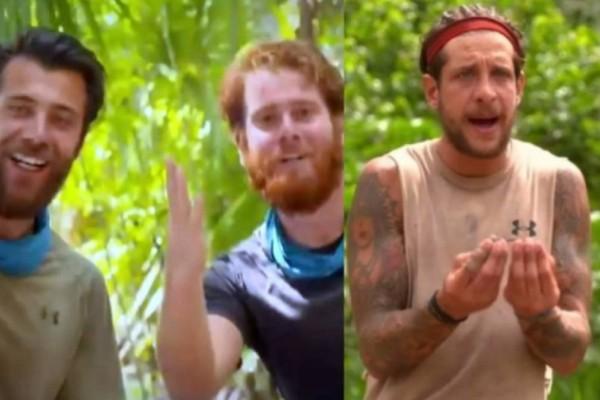 Survivor spoiler: Άγριος τσακωμός Ηλία με Τζέιμς και Νίκο!