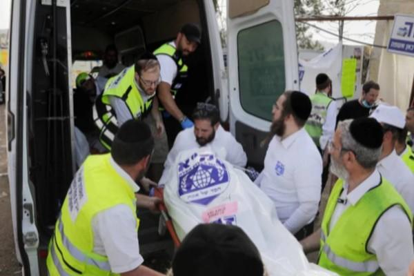 «Η χαρά έγινε θρήνος»: Σπαραγμός στα βίντεο από το ποδοπάτημα στο Ισραήλ - Συγκλονίζουν οι μαρτυρίες