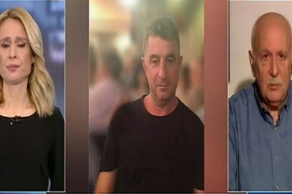 Δολοφονία Γιώργου Καραϊβάζ: «Λύγισε» στον αέρα του ΑΝΤ1 η Ρίτσα Μπιζόγλη (Video)