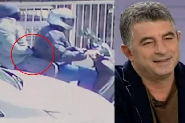 «Ήταν από πάνω και ρίχνανε, τουλάχιστον 3-4 σφαίρες εξ' επαφής» - Ανατριχιαστική μαρτυρία για τη δολοφονία Καραϊβάζ (Video)