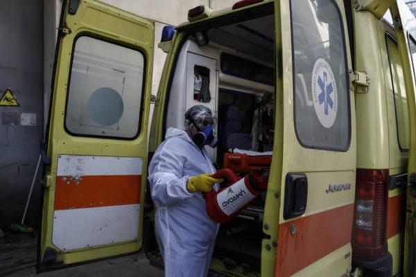 Κορωνοϊός: «Κατάρρευση» στο σύστημα υγείας - Κοντά στην εκατόμβη νεκρών και πάνω από 800 διασωληνωμένοι