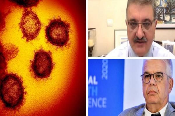 Κορωνοϊός: Συναγερμός λοιμωξιολόγων για την ινδική μετάλλαξη  - «Καθιστά τον ιό πιο μεταδοτικό και πιο ανθεκτικό» (Video)