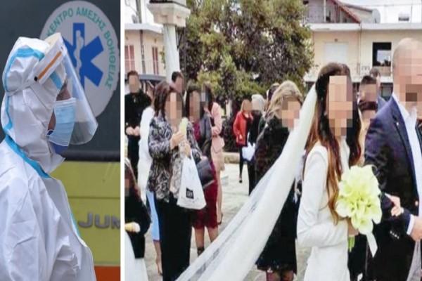 Κορωνοϊός: Ο γάμος «έσπειρε» τον θάνατο στη Μαλεσίνα - 19 oι νεκροί (Video)