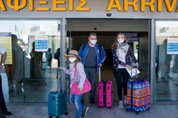 Κρήτη: Πρώτο κρούσμα κορωνοϊού σε τουρίστα