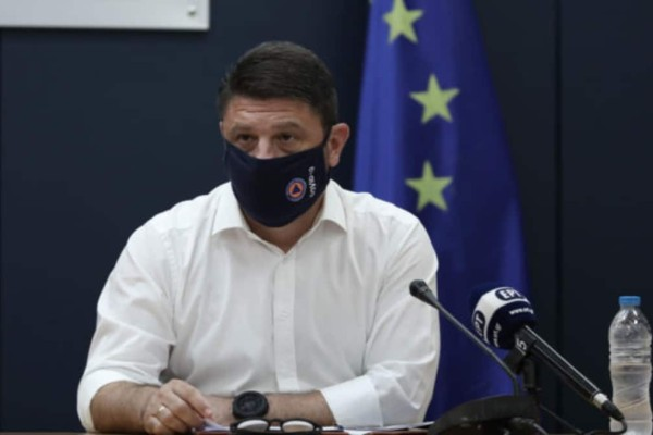 Χαρδαλιάς: Ανοίγει από Δευτέρα το λιανεμπόριο σε Αχαΐα και Θεσσαλονίκη (Video)