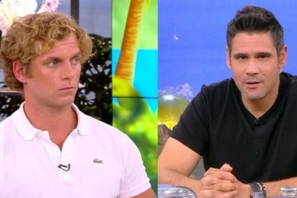 Survivor: Κόλαφος ο Κρις για Ουγγαρέζο: «Έκανε ειρωνικά σχόλια! Πρόσβαλε την μόρφωσή μου» (Video)