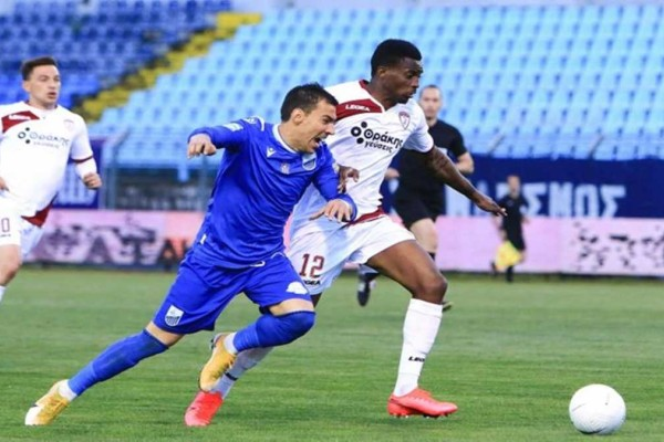 Super League: Άντεξε στη Λαμία η ΑΕΛ