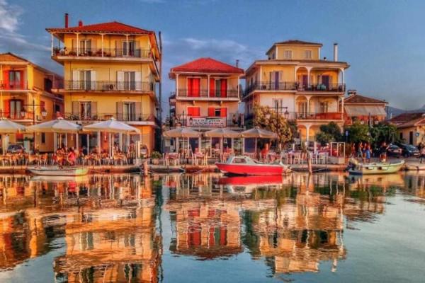 Η φωτογραφία της ημέρας: Από την πανέμορφη Λευκάδα