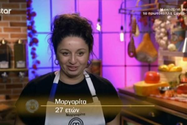 MasterChef 5: Η Μαργαρίτα θα ξοδέψει το silver award στο γάμο της - Ζήτησε... κουμπάρο Κουτσόπουλο