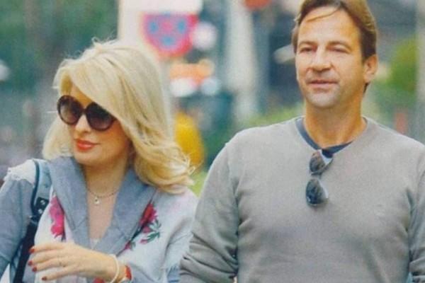 Ματέο Παντζόπουλος: Η πρώην του φωτογραφήθηκε ολόγυμνη - Είναι σήμερα 46 χρονών
