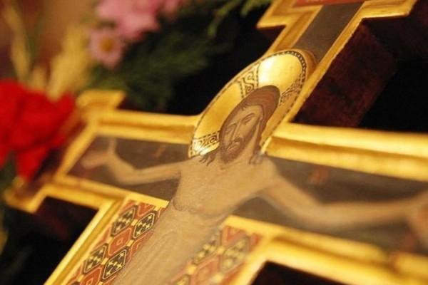 Η φωτογραφία της ημέρας: Μεγάλη Παρασκευή - Ημέρα απόλυτου πένθους για όλη την Χριστιανοσύνη