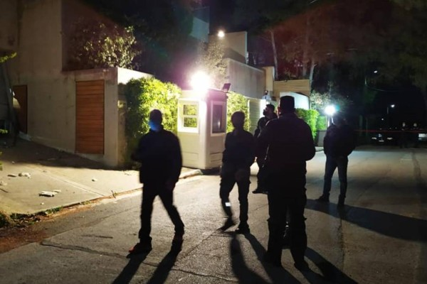 Μένιος Φουρθιώτης: Νέα επίθεση με έκρηξη έξω από το σπίτι του