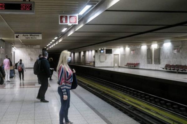 Συναγερμός: Γυναίκα έπεσε στις γραμμές του Μετρό!