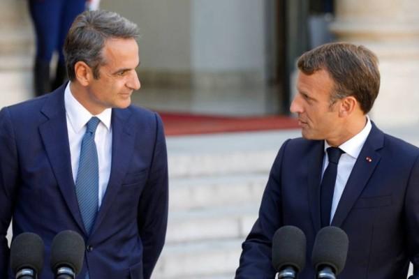 Συνεχίζεται το ελληνικό «σφυροκόπημα»: Ενίσχυση της συνεργασίας με Γαλλία και Ισραήλ