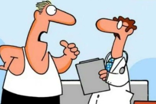 Πάει ένας τύπος στον οφθαλμίατρο - Το ανέκδοτο της ημέρας (06/04)