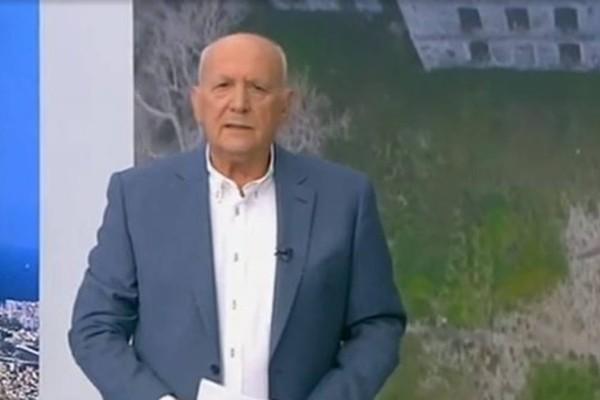 Βαρύ πένθος για τον Γιώργο Παπαδάκη: Έμαθε στον αέρα πως σκοτώθηκε σε τροχαίο
