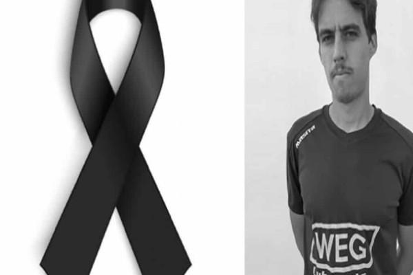 Πέθανε ο 25χρονος ποδοσφαιριστής Παναγιώτης Ξόμπλιος