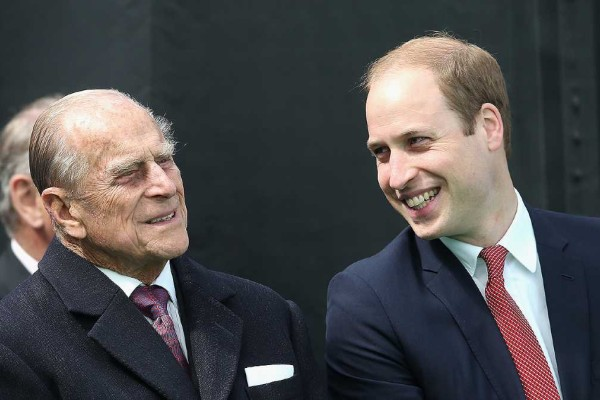Πρίγκιπας Φίλιππος: Συγκλονίζει ο Ουίλιαμ - «Θα μου λείψεις...»
