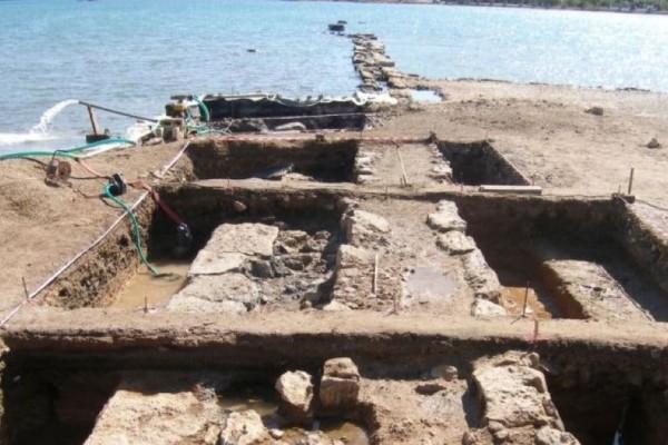 Σαλαμίνα: Βρέθηκε τμήμα του τείχους της Κλασικής εποχής