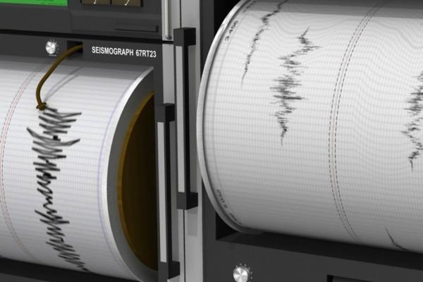 Σεισμός 4,7 Ρίχτερ στα Χανιά