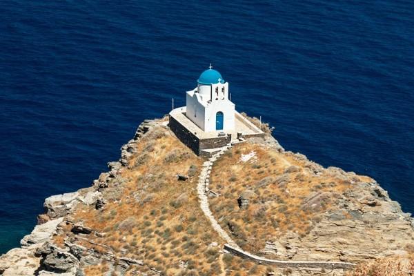 Η φωτογραφία της ημέρας: Σίφνος - Το νησί που θα ερωτευτείς