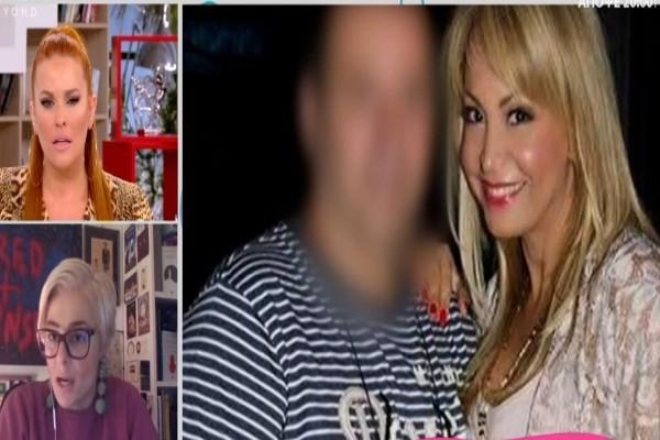 Άναυδη η Σίσσυ Χρηστίδου για τη σκηνογράφο φίλη του συζύγου της Καμπουρέλη - «Θα έμεναν μαζί;» (Video)