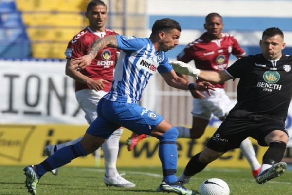 Super League: Μοιρασιά στο Περιστέρι - Ευχαριστημένοι Ατρόμητος & Απόλλων με την ισοπαλία (Video)
