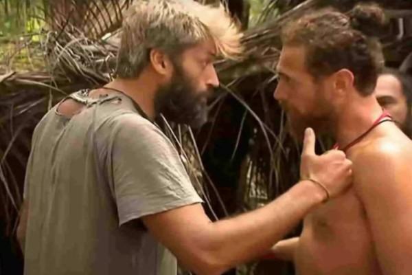 Αποκάλυψη για το Survivor - Αλέξης Παππάς και Κώστας Παπαδόπουλος γνωρίζονταν καλά πριν το παιχνίδι!