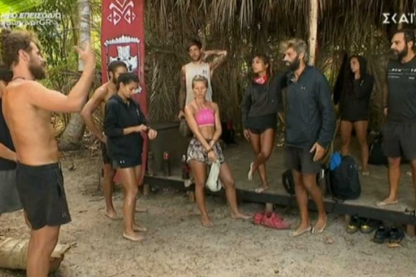 Survivor 4: Χαμός στην παραλία - Ο Αλέξης πήγε να το παίξει αρχηγός με απειλές και βρήκε «τοίχο»