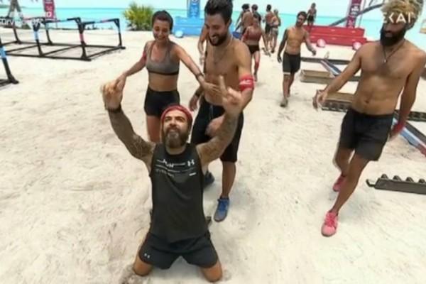 Survivor 4: «Ξέσπασμα» από τον Τριαντάφυλλο που νίκησε τον «Κόρο» - «Ποιος είναι αδύναμος ρε!»