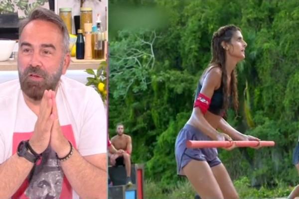 Survivor 4: «Κόλαφος» ο Γκουντάρας για Ανθή Σαλαγκούδη (Video)