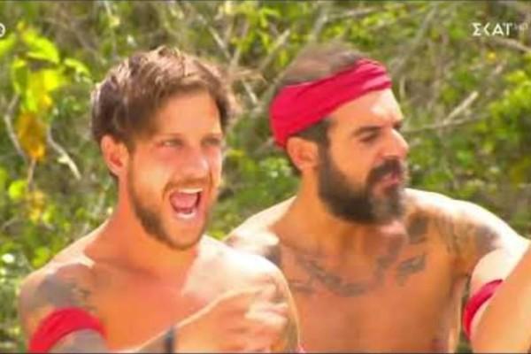 Survivor 4: «Ηλίας και Τριαντάφυλλος θα είναι κολλητοί μετά το παιχνίδι»