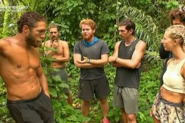 Survivor 4: Αφήνει εκτός ομάδας τη Μαριαλένα ο Τζέιμς - Έξαλλος με τη συμπαίκτριά του