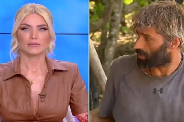 Survivor 4: Θρίλερ για την Κατερίνα Καινούργιου - Δέχεται υβριστικά μηνύματα εξαιτίας του Παππά! (Video)