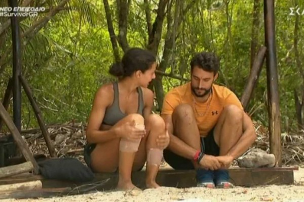 Survivor 4: Τα έβγαλε στην φόρα για Σάκη-Μαριαλένα η Νικολέτα - «Ξέρω τι συμβαίνει μεταξύ σας...»