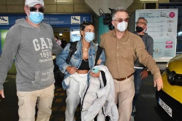 Survivor 4: Γύρισε στην Ελλάδα η Χριστίνα Κεφαλά